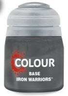 Citadel - Iron Warriors Base Paint 12ml