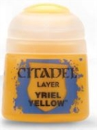 Citadel - Yriel Yellow Layer Paint 12ml