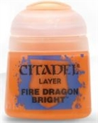 Citadel - Fire Dragon Bright Layer Paint 12ml