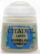 Citadel - Nurgling Green Layer Paint 12ml