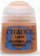 Citadel - Deathclaw Brown Layer Paint 12ml