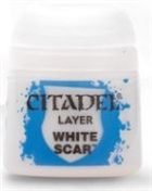 Citadel - White Scar Layer Paint 12ml