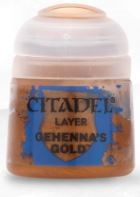 Citadel - Gehenna's Gold Layer Paint 12ml