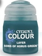 Citadel - Sons of Horus Green Layer Paint 12ml