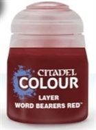 Citadel - Word Bearers Red Layer Paint 12ml