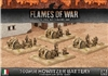 Flames of War - IBX12 Italian 100mm Howitzer Battery Plastic