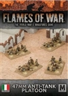 Flames of War - IBX18 Italian 47mm Anti-tank Platoon
