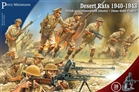 Perry Miniatures - WW2 Desert Rats (8th Army)