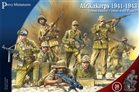 Perry Miniatures - Afrikakorps, German Infantry 1941-43 TWO BOXES