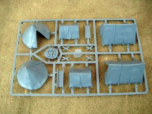 Renedra Mixed Plastic Tents for 28mm