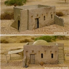 Renedra - Mud Brick House ACCESSORIES Frame