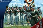 Perry Miniatures - Russian Napoleonic Infantry 1809-1814
