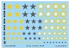 Rubicon Models - US Yellow and Grey Star Set