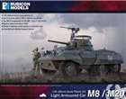 Rubicon Models - M8 Greyhound / M20 Scout Car