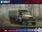 Rubicon Models - US CCKW-353 2.5 ton 6x6 Truck