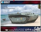 Rubicon Models - US LVT-4 Water Buffalo