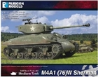 Rubicon Models - M4A1(76)W Sherman