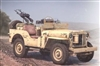Rubicon Models - Commonwealth Willys MB 1/4 ton 4x4 Jeep