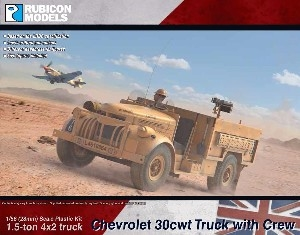 Rubicon Models - British MB 30cwt Truck