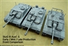 Rubicon Models - StuG III Ausf. G Early/Mid/Late prod