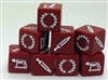 Saga - Age of Hannibal - Republican Roman Dice (8)