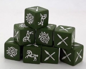 Saga - Age of Hannibal - Barbarian Dice (8)