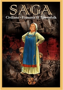 Saga Civilians - Peasants and Townfolk