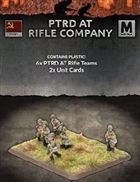 Flames of War - SU771 PTRD AT Rifle Company plastic