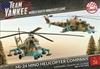 Team Yankee - Mi-24 Hind Helicopters (Plastic)