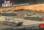Team Yankee - 2S1 Carnation 122mm SP Howitzer