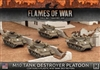 Flames of War - UBX53 M10 Tank Destroyer Platoon
