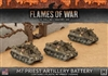 Flames of War - UBX54 M7 Priest Artillery Battery
