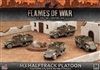 Flames of War - UBX57 M3 Halftrack (plastic) Platoon