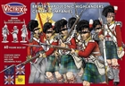 Victrix Miniatures - British Highland Infantry Centre Companies