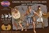 Victrix Miniatures - Greek Peltasts, Javelin men and slingers
