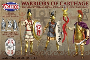 Victrix Miniatures - Warriors of Carthage