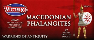 Victrix Miniatures - Macedonian Phalangites