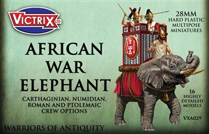 Victrix Miniatures - African War Elephant