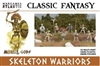 Wargames Atlantic - Skeleton Warriors Box Set Plastic