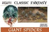 Wargames Atlantic - Giant Spiders Box Set Plastic