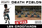 Wargames Atlantic - Les Grognards  Box Set Plastic