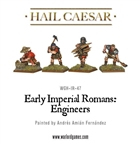 Warlord Games - Imperial Roman Engineers