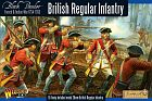 Warlord Games  - French Indian War 1754-1763: British Regular Infantry