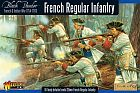 Warlord Games  - French Indian War 1754-1763: French Regular Infantry