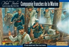 Warlord Games  - French Indian War 1754-1763: French Compagnie de la Marine boxed set