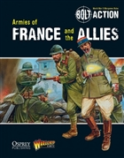 Warlord Games  - Bolt Action: Armies of France and the Allies Codex