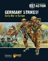 Warlord Games:  Germany Strikes! - Early War in Europe - Bolt Action Theatre book