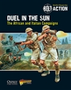 Warlord Games: Duel in the Sun: The African and Italian Campaigns - Bolt Action Theatre Book
