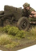 Bolt Action - US Marines Corps M3A1 37mm anti-tank gun