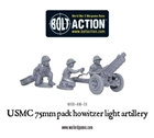 Bolt Action - USMC 75mm pack howitzer light artillery